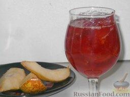 Варенье из груш с лимоном: Сироп в готовом варенье из груш с лимоном должен быть густым и красивым.